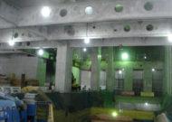 工事用照明設備工事